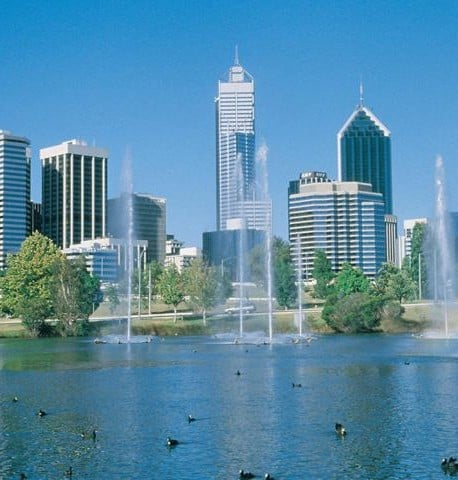 lawn mowing and gardening perth