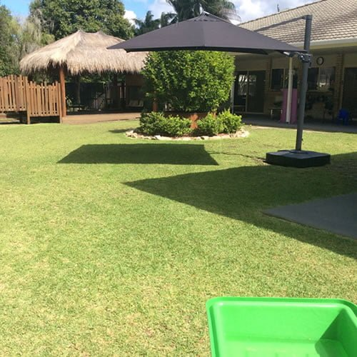 bribie island backyard lawns