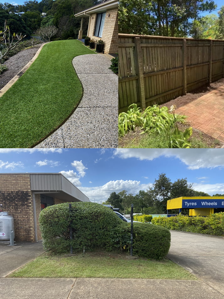 gardens and lawns mowed in NAMBOUR